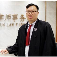 知名律师彭德江