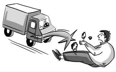 外卖车事故频发,赔偿责任怎分清?