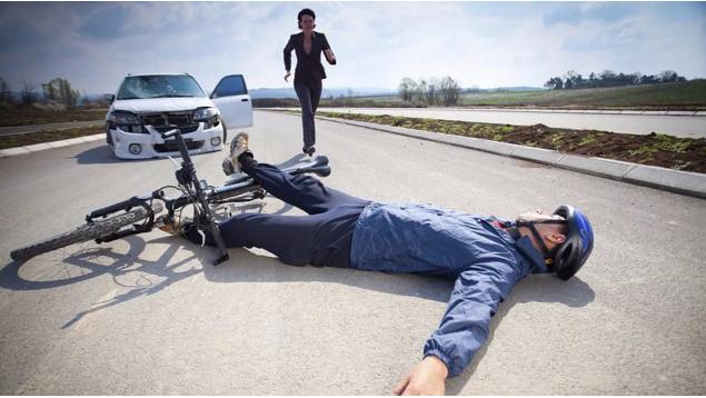 本案原告在此次交通事故中是否是第三者