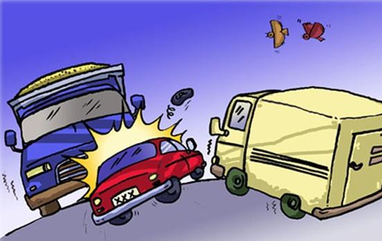 发生单方交通事故,如何索赔
