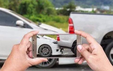 发生交通事故要拍5张照片,否则谁也帮不了你!