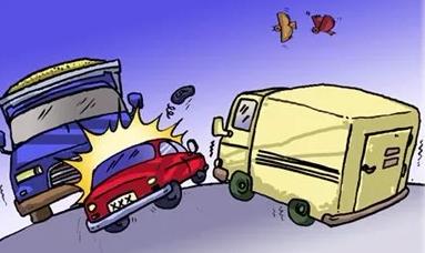 货车不慎遗撒糖浆,引发事故仍需担责