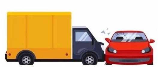 只因分心驾驶,货车冲到了对向车道,酿成交通事故
