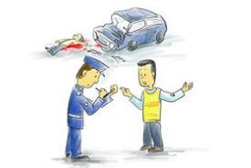"""越野车违法变道 面包车驾驶人""""躺枪"""" 一起交通事故牵出无证驾驶案"""