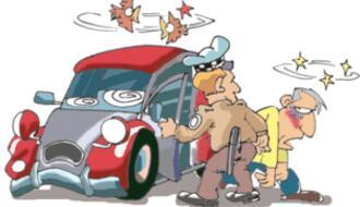 代驾出了交通事故,责任如何划分?