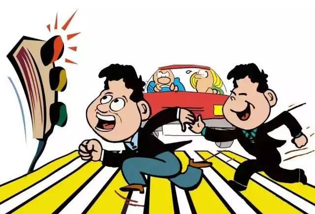 行人闯红灯被撞,机动车需要承担责任吗?